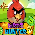 Chasse les angry birds